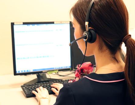 人間ドック・健康診断を行う健診施設での電話予約受付スタッフ募集!大宮駅前で通勤も便利!